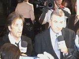 Robert De Niro Al Pacino Paris Righteous Kill