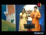 Gandharva Sangeetham Teens: Abhilash And Malavika Sings
