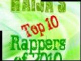 Top 25 Naija Rappers Of 2010! DaGrin, M.I., Mode9, Wale, Etc