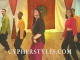 Masala Bhangra Workout: Volume II - Hip Hop Style DVD Previe