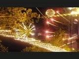 Merdeka Day Fireworks In Kota Kinabalu, Sabah