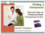 Looking For Chiropractic Ann Arbor MI