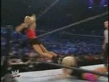 Torrie Wilson Vs Stacy Keibler Bra & Panties Match