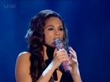 Alesha Dixon - To Love Again Live Alan