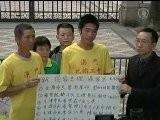 Arrestations à Macao Avec L'arrivée De Wen