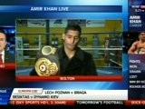 Amir Khan 'I'm Happy To Have A Rematch With