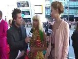 AMA 2010 Ask Fan Question Nicki Minaj