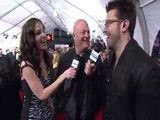 AMA 2010 Red Carpet Interview Michael Chiklis
