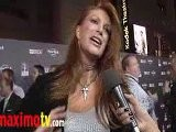 ANGIE EVERHART Interview At HARD ROCK CAFE