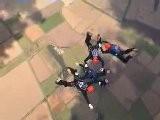 ADHD Winning British National Skydiving