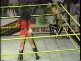 Beth Phoenix Vs.Shelly Martinez Trinity