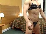 Alina Wrestles 2