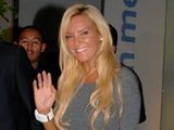 Bridget Marquardt At Kitson Event
