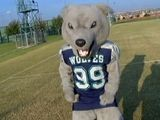 Best High School Mascot: Wolfie