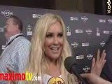 BRIDGET MARQUARDT Interview At HARD ROCK