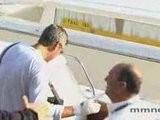Clooney E Canalis A Venezia 2