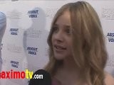 CHLOE MORETZ Interview At 500 DAYS OF