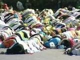 Eid Prayer In Addis Ababa Soccer Stadium