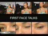 Gemma Ward - First Face Talks Ss2007