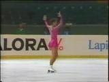 Katarina Witt 1985 Free Program
