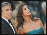 George Clooney Red Carpet Of Venice 2009
