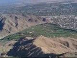 Hiking Trail In Palm Desert, CA