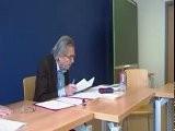 Jean- Pierre Faye Colloque Philosophie Arno