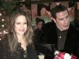 John Travlota And Kelly Preston Smile It Up