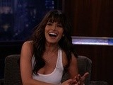 Jimmy Kimmel Live Sarah Shahi, Part 1
