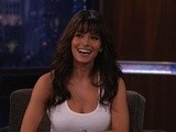 Jimmy Kimmel Live Sarah Shahi, Part 2