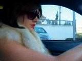 Julia Alexandratou Brunette Drive In Style