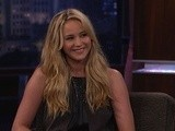 Jimmy Kimmel Live Jennifer Lawrence, Part 1