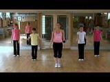 Kids Aerobics Exercise Part 4