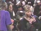 Mary J Blige On NBA Stay In School Jam