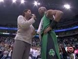 NBA Cheryl Miller Spoke With Ray Allen