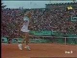 Roland Garros Finale Dames Evert-Navratilova
