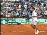 Roland Garros Sampras Chahuté Par Le Public