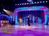Strictly Come Dancing Week 2 Alesha Dixon