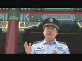 The Beijing Cop With A Thousand Welcomes