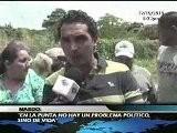 TRV: Aguas Negras Inundan La Punta