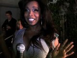 Tiffany Pollard Is Lovin' The Mic!