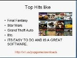 Unlimited Psp Downloads 100%