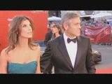 Venezia 2009, George Clooney Ed Elisabetta