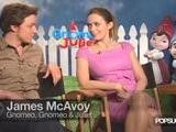Video: Emily Blunt And James McAvoy Talk