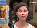 Ashley Judd: Find Your Passion And Start Giving Back