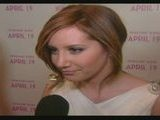 Ashley Tisdale Talks About Her Role As Sharpay