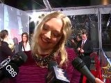 Amanda Seyfried StarCam Interview At Red Riding Hood