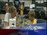 Baylor Hosts Autism Summer Day Camp