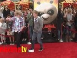 Doug Brochu And Chris Brochu At KUNG FU PANDA 2 Premiere