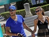 Eva Longoria And Beau' S Spanish Getaway